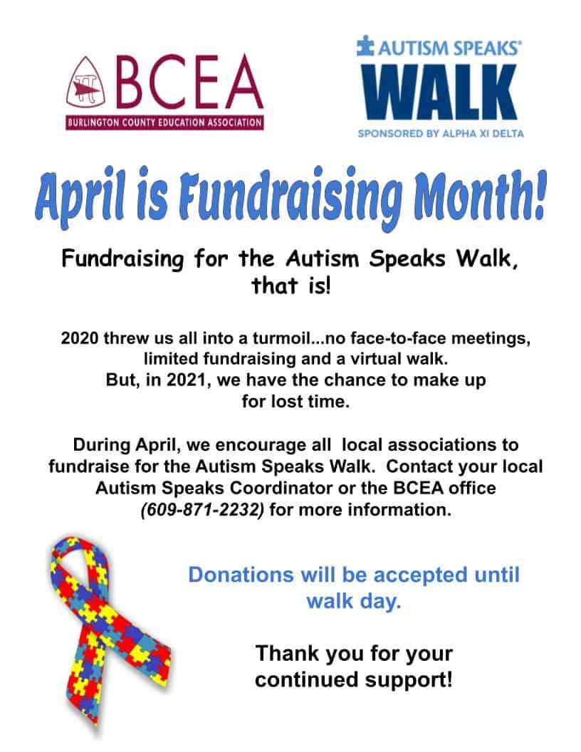 Autism Fundraising